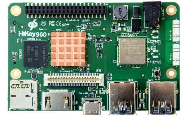 Huawei и Google выпустил аналог Raspberry Pi - HiKey 960